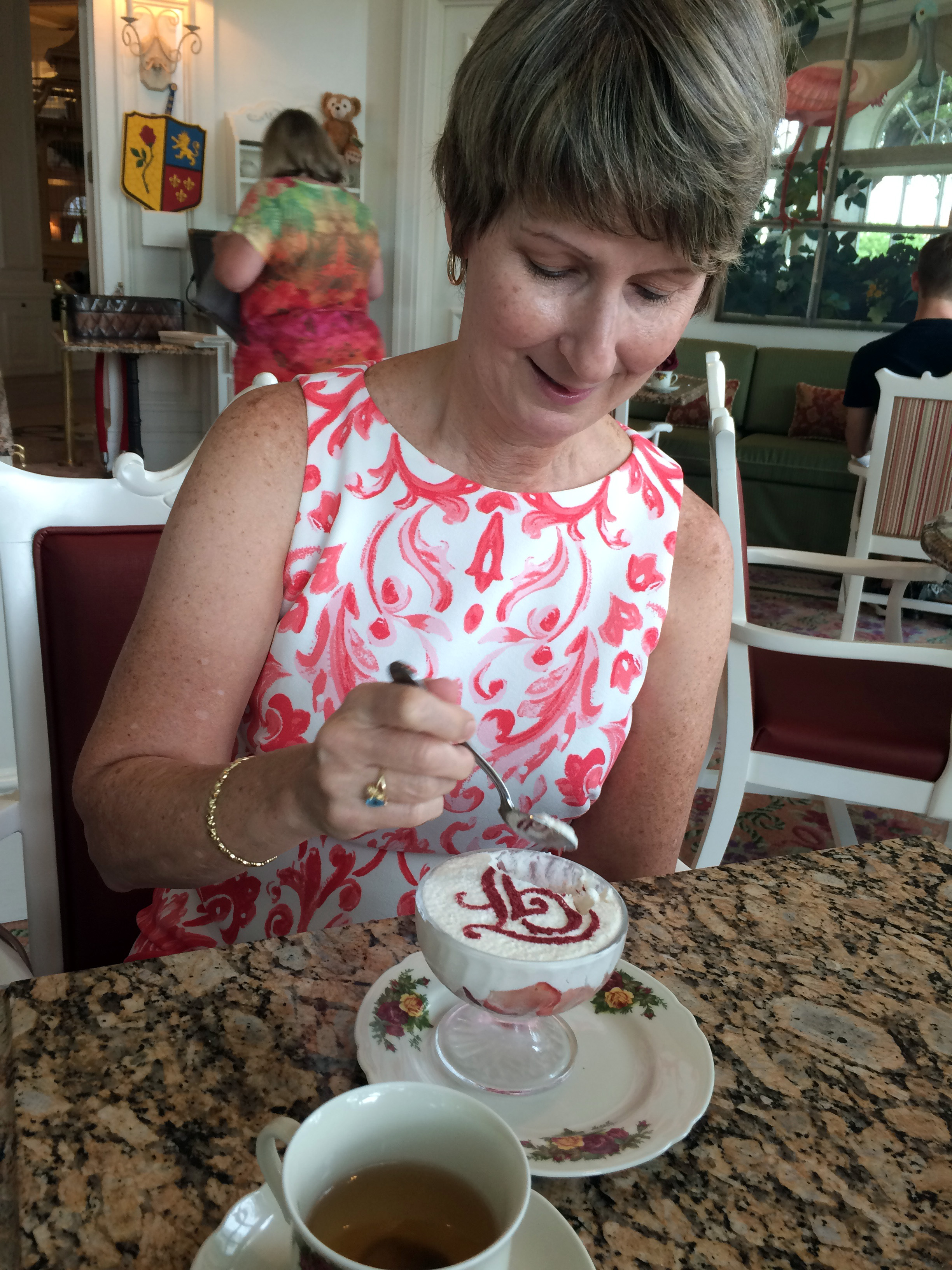 High Tea Celebrations at The Grand Floridian - Some Shananagins